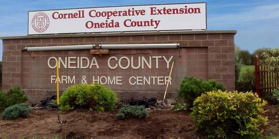Photo of Oneida Home Center sign