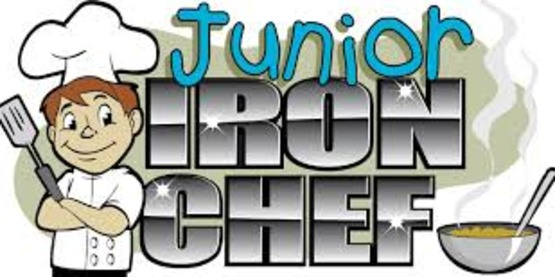 The Jr. Iron Chef Contest is a team challenge for 4-H age youth (age 8 and up) @ Fair.