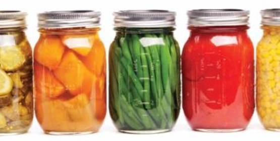 Master Food Preservation Workshop