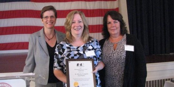 St. John the Evangelist Food Pantry, 2017 Distinguished Service Award for an Organization