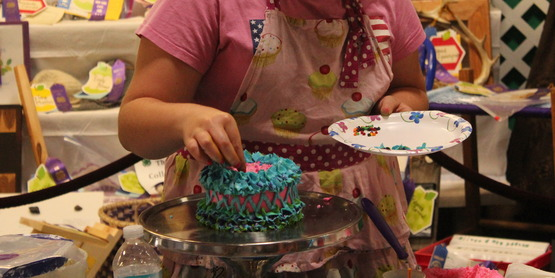 4-H Cake Decorating Workshop