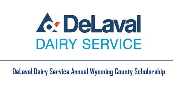 DeLaval Dairy Service Scholarship Application Deadline