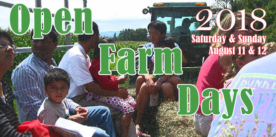 Spend the afternoon visiting local farms and learning about agriculture!