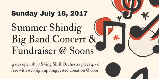 Summer Shindig to benefit the Education Center and 4-H Park