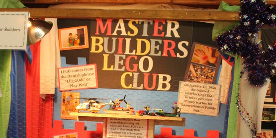 4-H Master Builders (Lego) Club Meeting