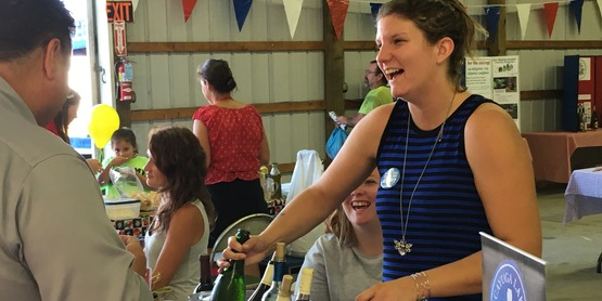 Celebrate Seneca County Agriculture - Cayuga Lake Wine Trail
