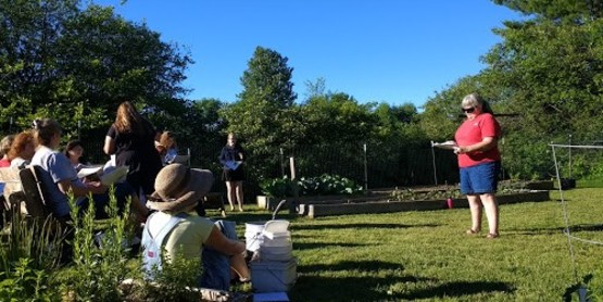 July Evening in the Garden to be Held