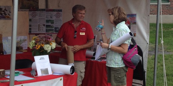 Master Gardeners at State Fair