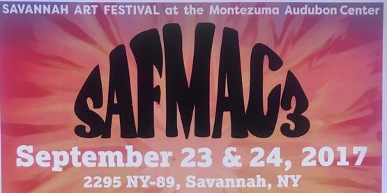 Savannah Art Festival at the Montezuma Audubon Center