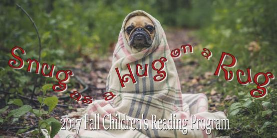 Fall Children's Reading Program