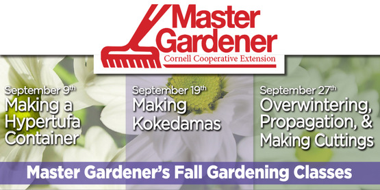 Fall Gardening Classes