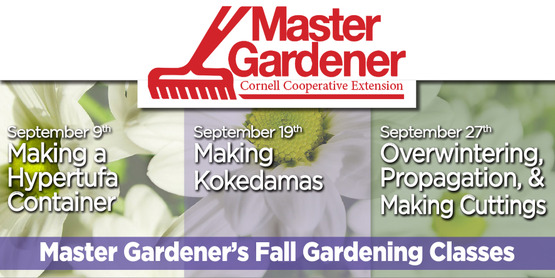 Fall Gardening Classes