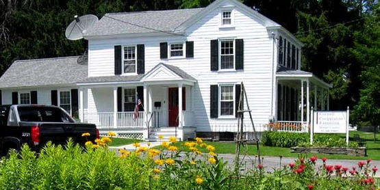 Cornell Cooperative Extension of Schoharie and Otsego Counties Education Center, Cooperstown NY