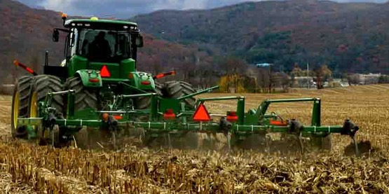 Mechanical Cultivation Equipment Demo Day