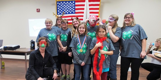 4-H Crafty Critters