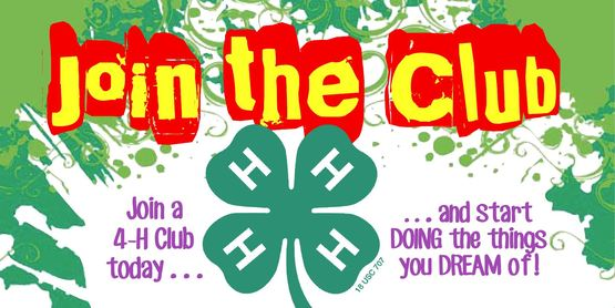 4-H Enrollment Events