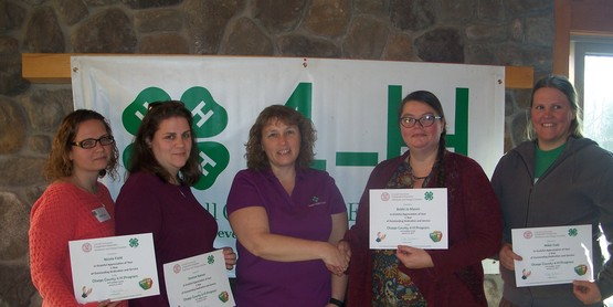 NEW 4-H Leader Training - Cooperstown