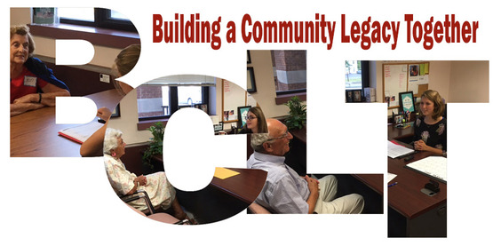 Building a Community Legacy Together