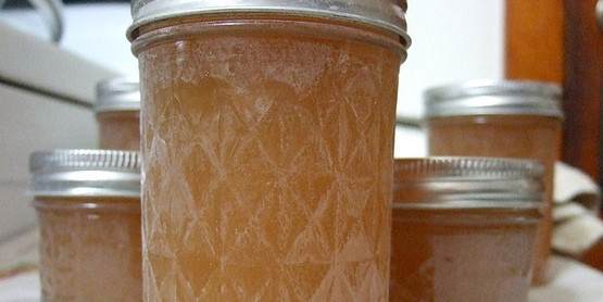 Canning Fruit Butter