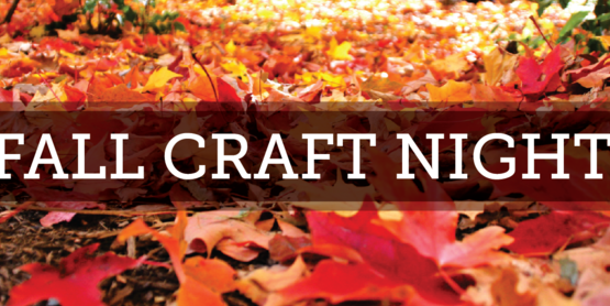 4-H Fall Craft Night