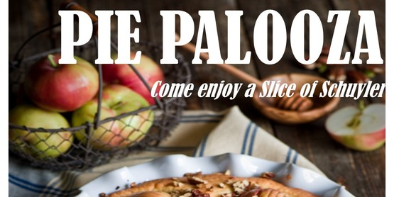 3rd Annual Pie Palooza