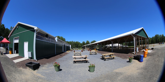 Education Center and 4-H park July 2017