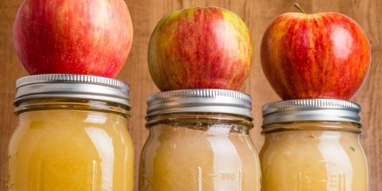 Canning For Kids - Awesome Applesauce!
