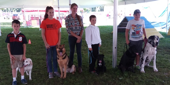 Schoharie County Dog Show 2017