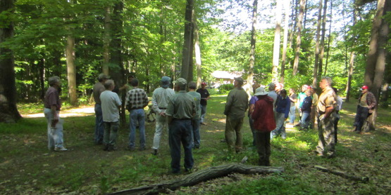 Master Forest Owner program