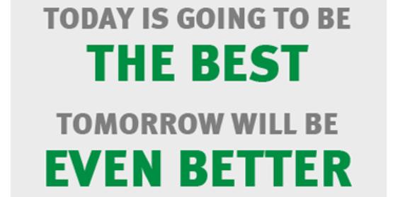 Make the best better