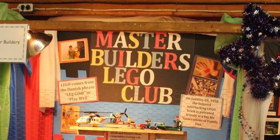 Master Builders Lego Club
