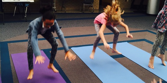 4-H Yoga for Kids