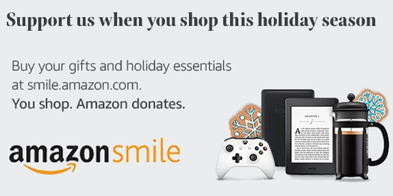 You can support CCE by shopping at Amazon Smile!