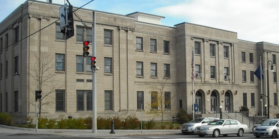 Franklin County Courthouse, Malone NY