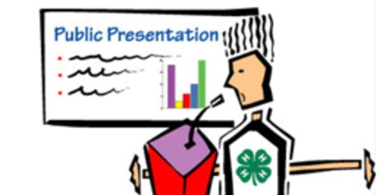 "4-H Public Presentations ""How To"" Workshop"