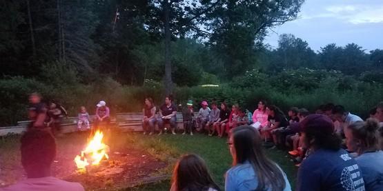 Camp Fire 2017!