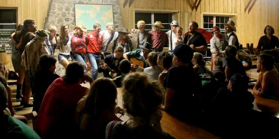Klondike week at Camp Owahta 2013