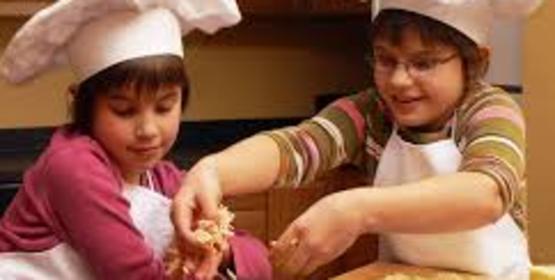 4-H Culinary Arts Class