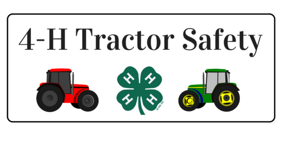 4-H Tractor Safety Meeting