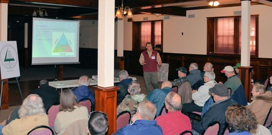 "NYFOA offers ""Learn More, Earn More"" Seminars for Private Landowners"