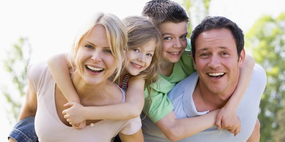 Parenting With Less Stress