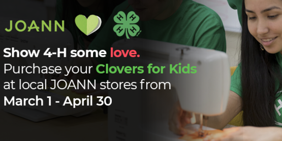 2019 Clover for Kids