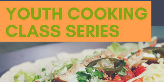 Youth Cooking Class at the Hepburn Library of Waddington