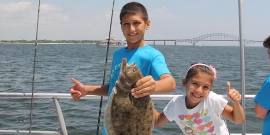 Fishing adventures!