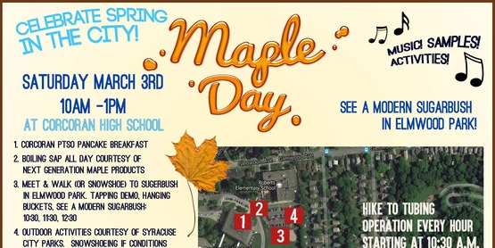 Maple Day in the City!