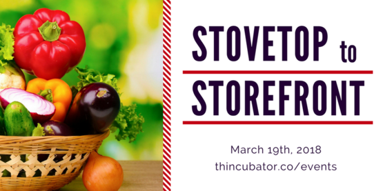 Stovetop to Storefront