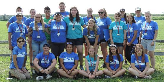 2017 Camp Staff