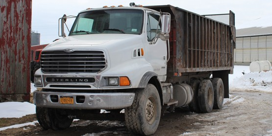Farm Truck Picture