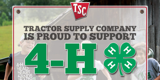 Tractor Supply Paper Clover Promotion