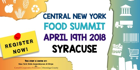2018 CNY Food Summit